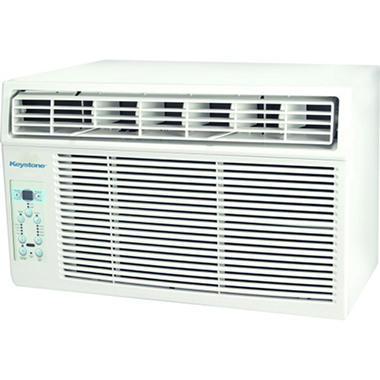 Keystone 10,000 BTU Window-Mounted Air Conditioner