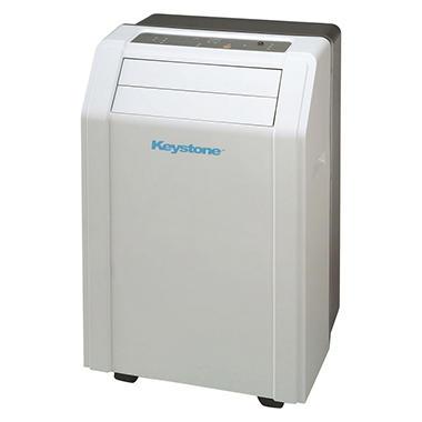 Keystone 12,000 BTU 115-Volt Portable Air Conditioner