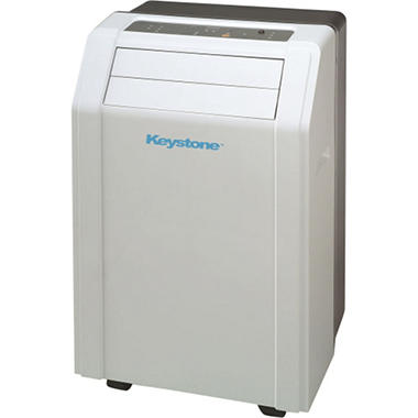 Keystone 13,500 BTU 115-Volt Portable Air Conditioner