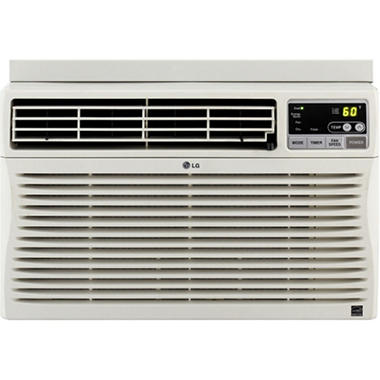 LG Electronics Energy Star 12,000 BTU Window-Mounted Air Conditioner with Remote Control