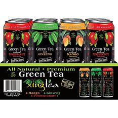 Xing Tea Variety Pack  ( 12 pk, 3 flavors )