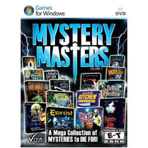 Mystery Masters: Mega Collection Volume 2 - PC