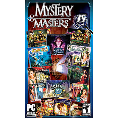 Encore - Mystery Masters: Club Pack - PC