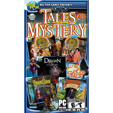 Encore - Tales of Mystery: Club Pack - PC