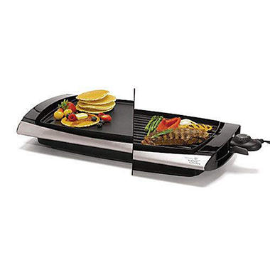 Wolfgang Puck�  Reversible Electric Grill/Griddle