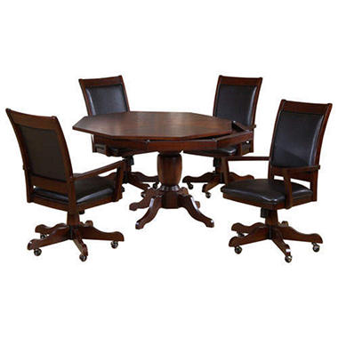 Kent Game Table w/ 4 Chairs