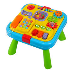 Baby's Reversible Action Table