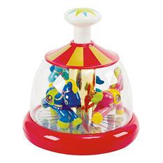 Push-N-Spin Carousel
