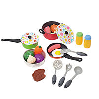 Deco Collection Kids Metal Cookware