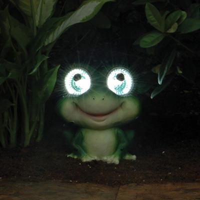"Solar Garden Pals Frog - 6.5"" Tall (2 pk.)"