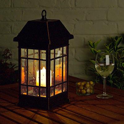 San Rafael II Misson Lantern