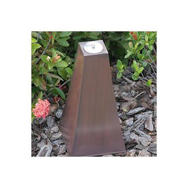 Calatrava Zinc Fire Pot - Light Copper