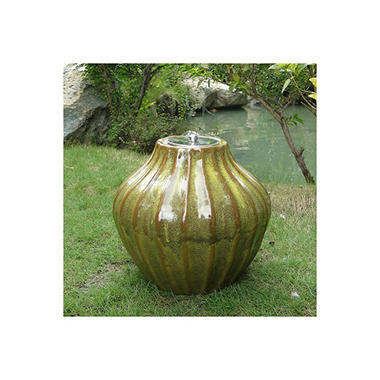 Prometheus Ceramic Fire Pot - Sierra Garden