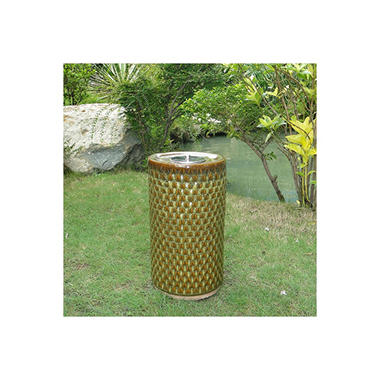 Apollo Ceramic Fire Pot -  Sierra Garden