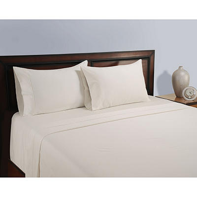 Natural Sheet Set 325 Threadcount - Various Size and Colors