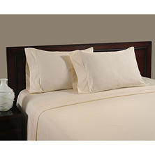 Cool and Crisp Sheet Set, 400 Thread Count - Various Sizes & Colors