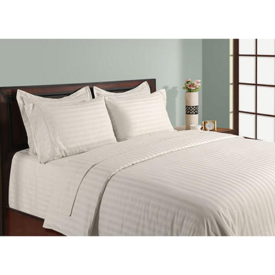 Hotel Luxury Reserve Collection Duvet Set, 600 Thread Count - Various Sizes & Colors