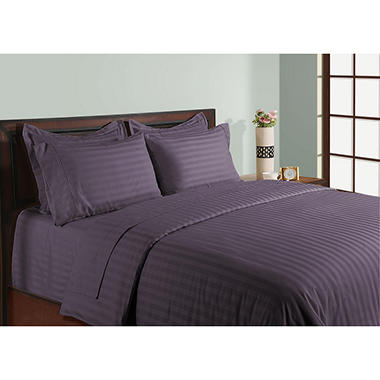 Hotel Luxury Reserve Collection 600 Thread Count Pillowcase Set - Various Sizes & Colors