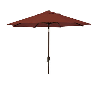 9' Market Umbrella - Henna
