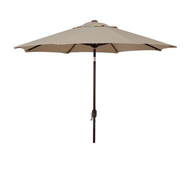 9' Market Umbrella - Beige