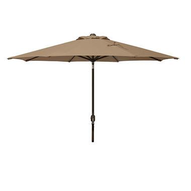 Market Umbrella - 11' - Taupe/Beige