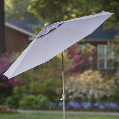 9' Market Umbrella - Taupe