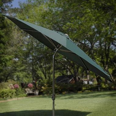 Market Umbrella - 11 ft. - Green