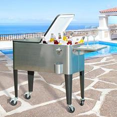 Sunjoy Rockford 80qt Cooler