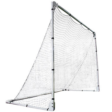 Lifetime� Adjustable Size Portable Soccer Goal