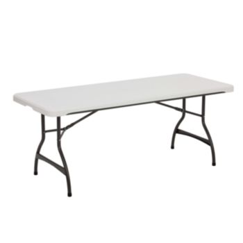 Lifetime 6-ft Stacking Folding Table