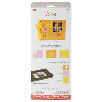 Sizzix Movers & Shapers Dies Kit #1