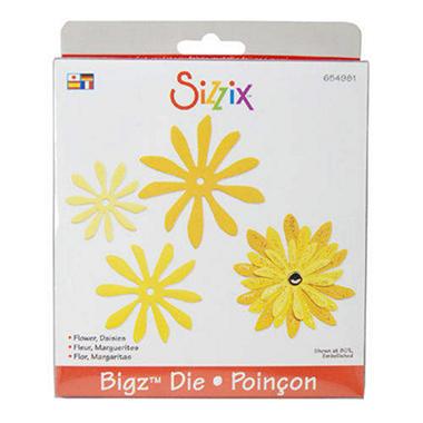 Sizzix Bigz BIGkick/Big Shot Die - Daisies