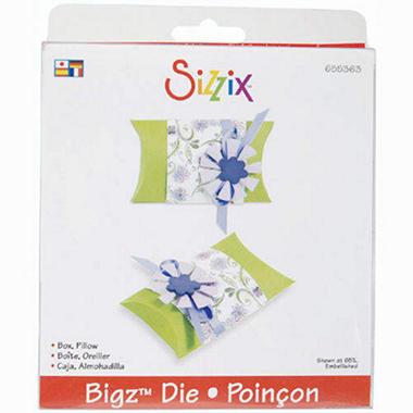Sizzix Bigz BIGkick/Big Shot Die-Pillow Box