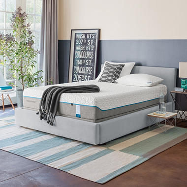 TEMPUR Pedic Cloud Supreme California King Mattress Set