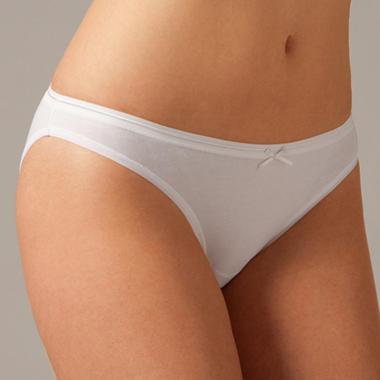 Women's Cotton Bikinis - 6 pk.