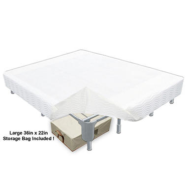 Better-Than-A-Box-Spring Bed Frame - King