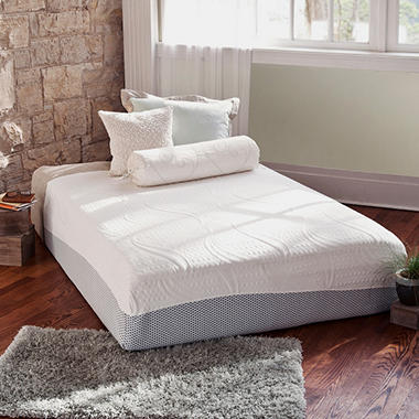 "12"" Night Therapy Pressure Relief Memory Foam - Cal King"