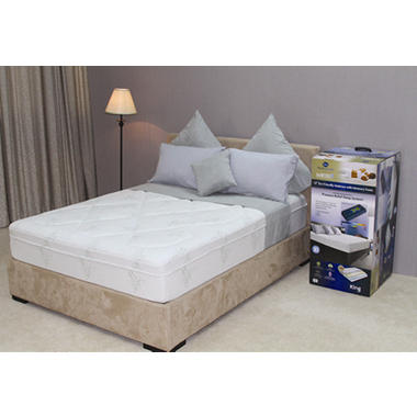 Queen Foam Mattress Latex & Memory Foam