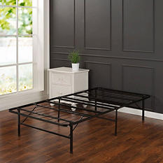 Night Therapy Smart Base Steel Bed Frame Foundation - Twin XL