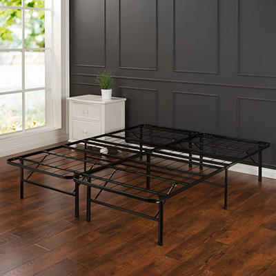 Night Therapy Smart Base Steel Bed Frame Foundation - Cal King