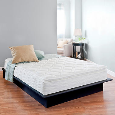 Night Therapy iCoil 10 Inch Pillow Top Spring Mattress