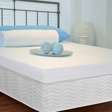 "Night Therapy Elite 2.5"" MyGel� Mattress Topper - Full"