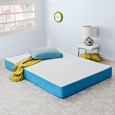 "Night Therapy Elite 8"" MyGel� Memory Foam Mattress  - Full"