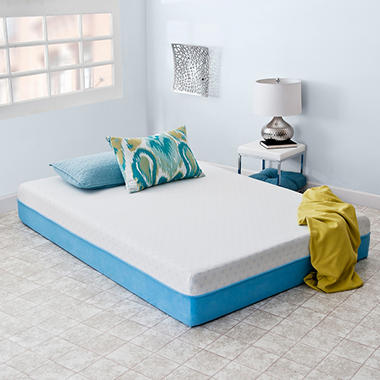 "Night Therapy Elite 10"" MyGel� Premium Memory Foam Mattress  - Queen"