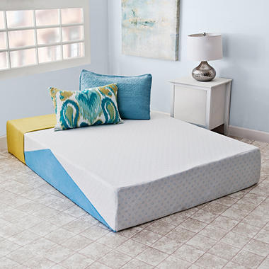 "Night Therapy Elite 12"" MyGel� Ultimate Memory Foam Mattress  - Queen"