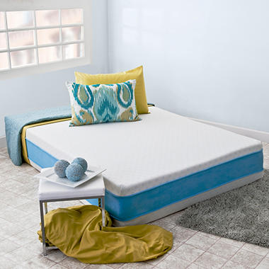 "Night Therapy Elite 13"" MyGel� Prestige Memory Foam Mattress  - Cal King"