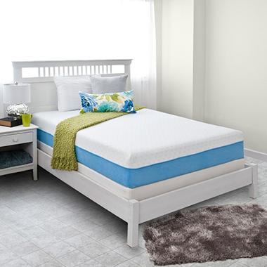 "Night Therapy Elite 10"" MyGel� Premium Memory Foam Mattress & BiFold� Box Spring Set - Full"