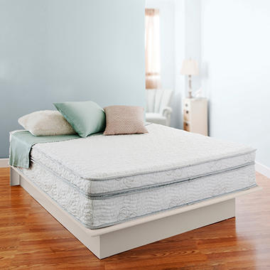 "Night Therapy Elite 13"" MyGel® Memory Foam Extra Plush Box Top Spring Mattress - Queen"