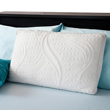 Night Therapy Pressure Relief Memory Foam & Down Alternative Pillow