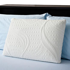 Night Therapy Pressure Relief Memory Foam Cradle Pillow